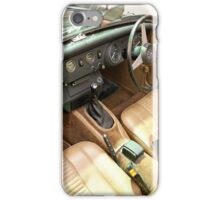 MG Midget iPhone cover iPhone Case/Skin