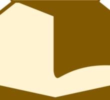 ScareDrop Sticker