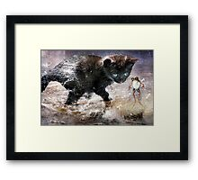 Are you my Prince Framed Print