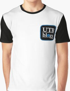 UTB Blogs Logo Graphic T-Shirt