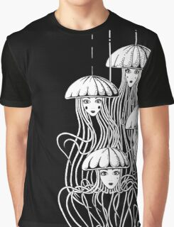 Jelly fishes Graphic T-Shirt