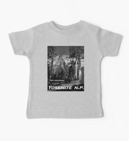 Ten Lakes Basin - Yosemite N.P. Baby Tee