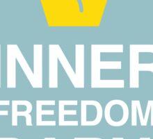 Inner Freedom, Baby Sticker
