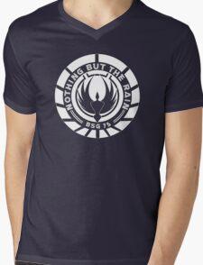 Nothing But the Rain Mens V-Neck T-Shirt