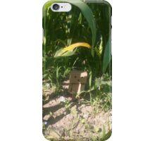 Lost in wheatfield iPhone Case/Skin