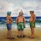 Beach Boys by Sherry Cummings
