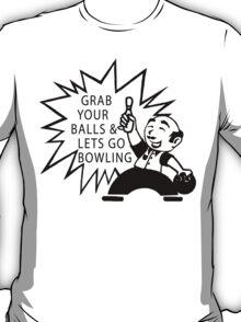 Very Funny Bowling T-Shirt T-Shirt