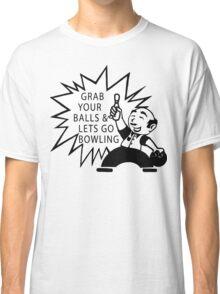 Very Funny Bowling T-Shirt Classic T-Shirt