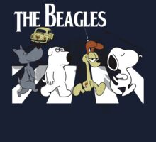 The Beagles Baby Tee