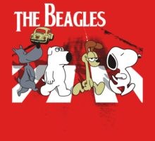 The Beagles Kids Tee