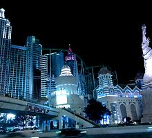New York, New York in Vegas by codyst