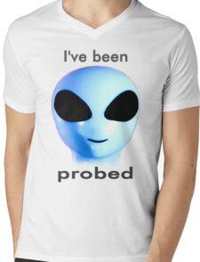 I've been probed Mens V-Neck T-Shirt