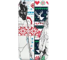 Christmas themed Money Store iPhone Case/Skin