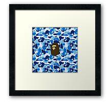 A Bathing Ape Framed Print