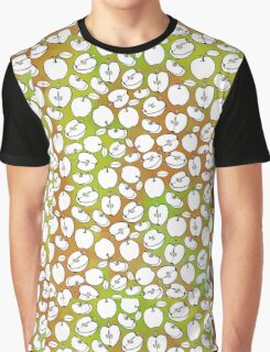 An apple a day... Graphic T-Shirt