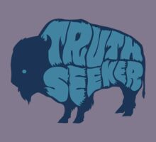 Truthseeker Buffalo by truthseekertees