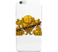 Blitzcrank - exterminate iPhone Case/Skin