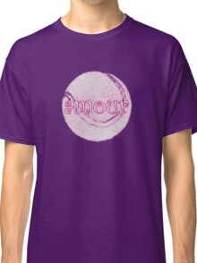 french open tennis amour Classic T-Shirt