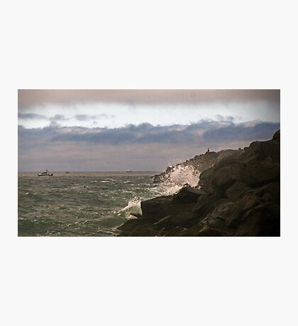 South Jetty Photographic Print