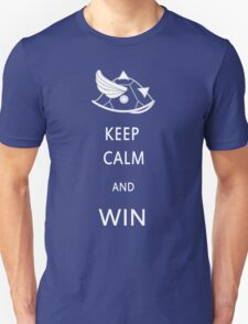 Keep Calm and Win T-Shirt