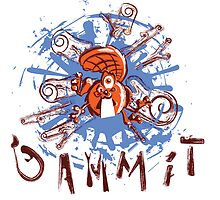 Dammit! by GProductions