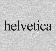 helvetica by digerati