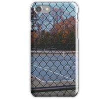 Tennis Court  iPhone Case/Skin