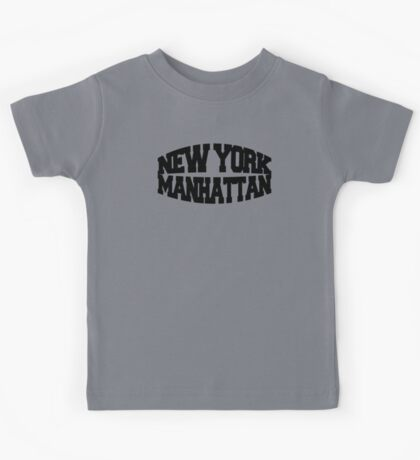 New York Manhattan Kids Tee