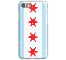 Chicago Flag iPhone Case iPhone Case/Skin