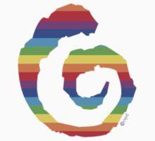 rainbow swirl by offpeaktraveler