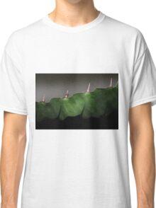 green shadows Classic T-Shirt