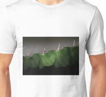 green shadows Unisex T-Shirt