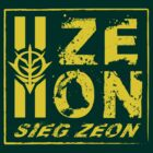 SIEG ZEON!!! by armoredfoe