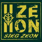 SIEG ZEON!!! by Willis Lucero