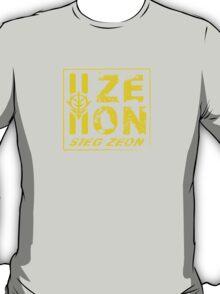 SIEG ZEON!!! T-Shirt