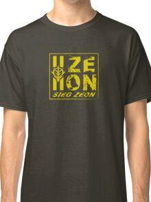 SIEG ZEON!!! Classic T-Shirt