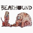 Fat Bear and Hound by Bearhound
