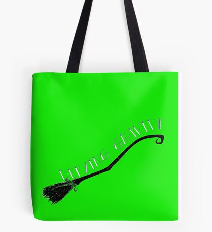 Defying Gravity - Wicked Tote Bag
