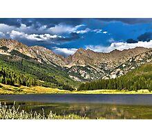 Piney Lake Colorado Photographic Print