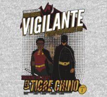 Greendale's Nocturnal Vigilante Kids Tee