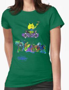 Percentum Ollie Womens Fitted T-Shirt
