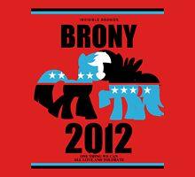 Brony 2012 v 1.0 T-Shirt