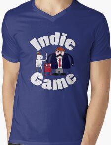 Indie Game! Mens V-Neck T-Shirt
