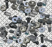 NUTS AND BOLTS by Colin Van Der Heide