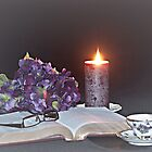My Mother's Bible by Sherry Hallemeier