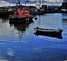 Howth Head Harbor by Stephen Burke