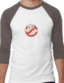 'POSEBUSTERS Logo Men's Baseball ¾ T-Shirt