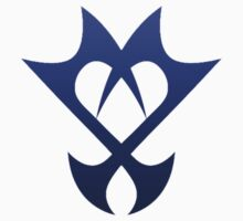 Kingdom Hearts Unversed Symbol by dtdream