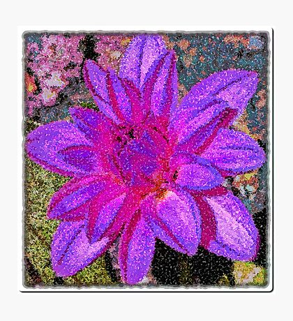 Floral Artistry Photographic Print