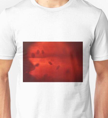life survives bleeing Unisex T-Shirt